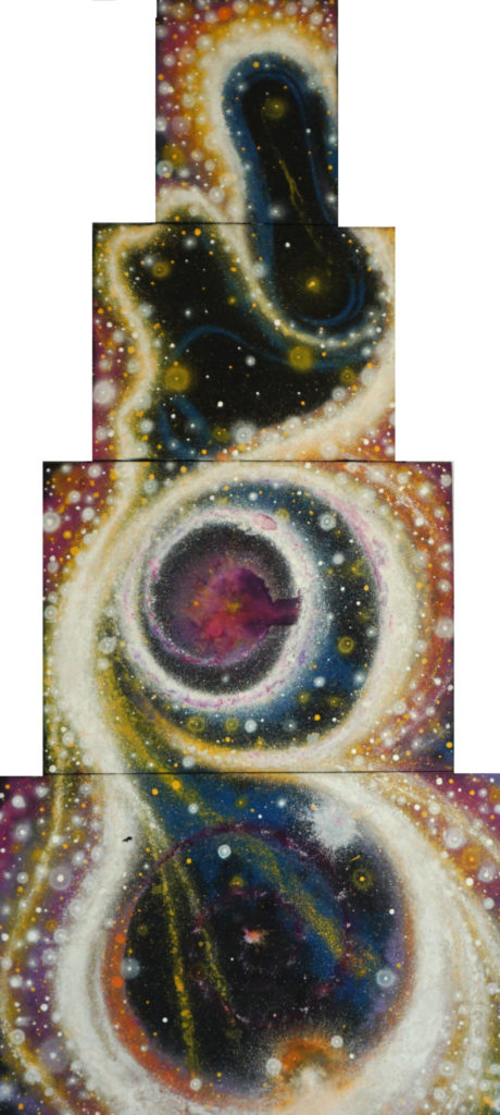 Eppich Galaxy 5 painting