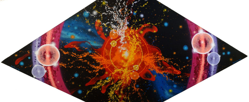 Eppich Galaxy 6 painting