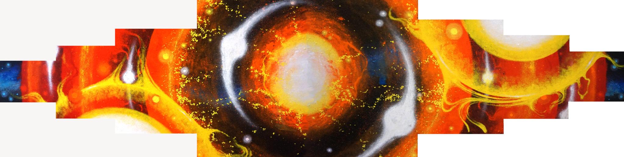 helmut eppich Inferno painting